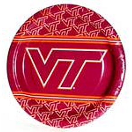 Virginia Tech Party Supplies (Virginia Tech Hokies 9