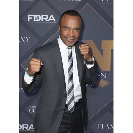 Sugar Ray Leonard At Arrivals For 29Th Footwear News Achievement Awards Iac Building New York Ny December 2 2015 Photo By Lev RadinEverett Collection