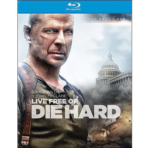 Live Free Or Die Hard (Blu-ray   DVD)