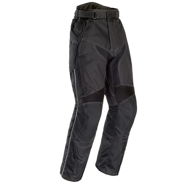 Tourmaster Caliber Textile Pants Black