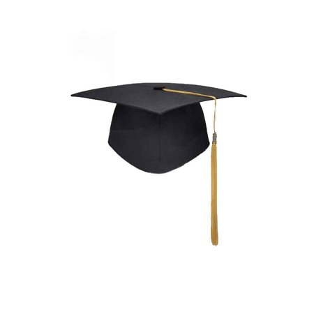 School Graduation Tassels Cap Mortarboard University Bachelors Master Doctor Academic Hat - Graduation Caps Decorated