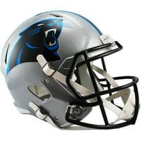 Riddell Carolina Panthers Revolution Speed Full-Size Replica Football Helmet