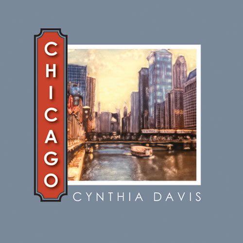 Chicago : Hand-Altered Polaroid Photographs