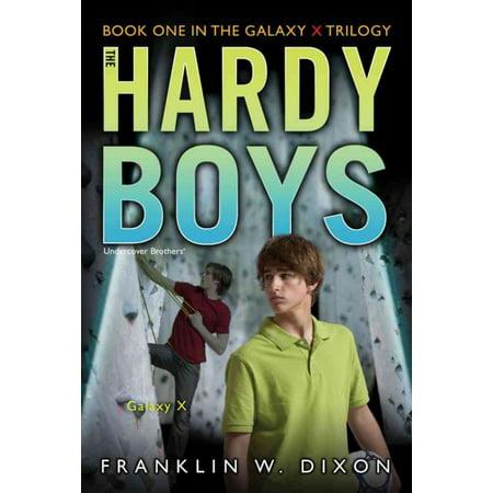 Galaxy X (Hardy Boys, Undercover Brothers)