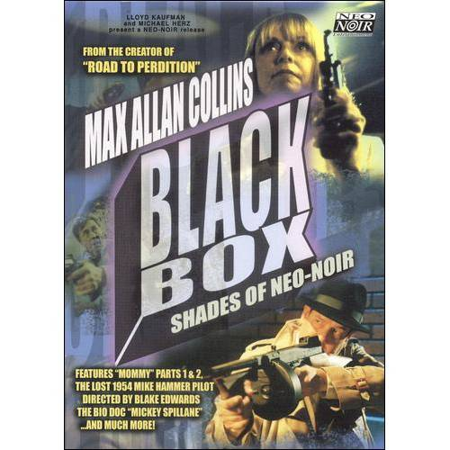 Max Allen Collins: The Black Box Collection: Shades Of Neo-Noir (4 Discs)