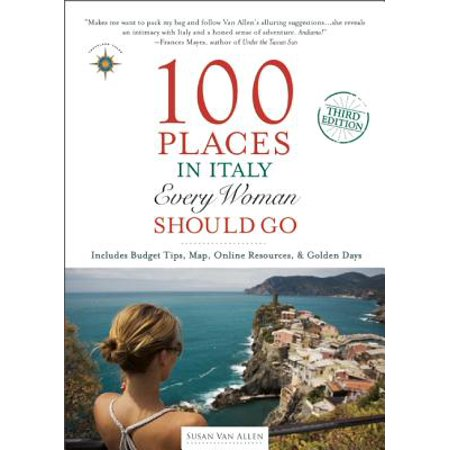 100 Places in Italy Every Woman Should Go (Best Places To Go In Italy)