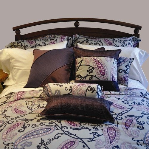 Pointehaven Aliya 2 Piece Duvet Set