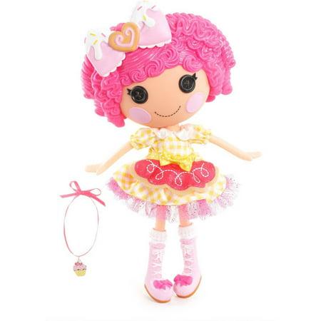Lalaloopsy Super Silly Party Doll, Crumbs Sugar - Lalaloopsy Crumbs Sugar Cookie Doll