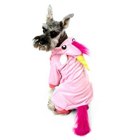 Unicorn Dog Pajama Walmart Com