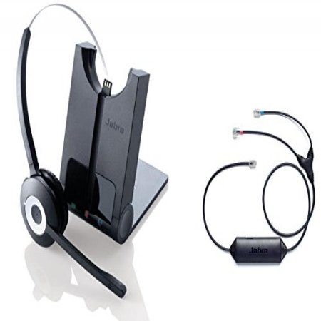 ec75eadf519 Avaya Phone certified Jabra Cordless Headset | PRO 920 Avaya Bundle | Avaya  Compatible VoiP phones
