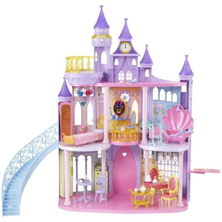 Disney Princess Ultimate Dream Castle Dollhouse Walmartcom