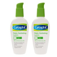 Cetaphil Daily Hydrating Lotion, 3 fl oz - 2 Pack