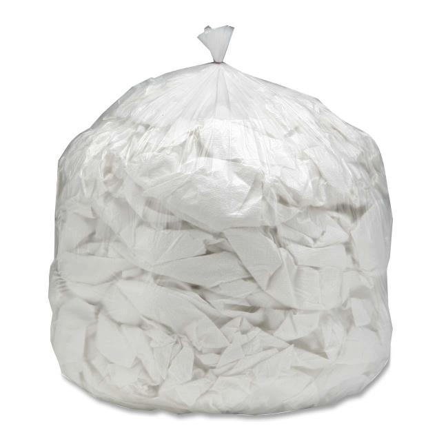 """Skilcraft Can Liners,Coreless,Med-Duty,30""""x37"""",20-30Gal Cap.,500/BX,NL 5574972"""
