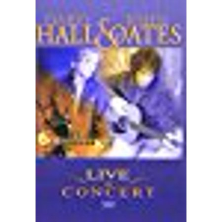 Hall and Oates: Live in Concert (Hall And Oates Best Hits)