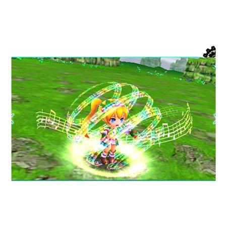 Atlus Stella Glow - Role Playing Game - Nintendo 3DS - English