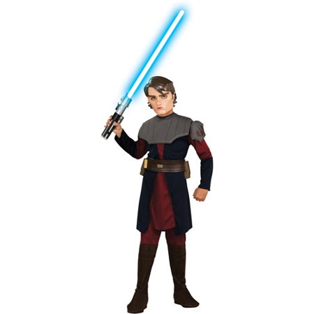 Halloween Star Wars Anakin Skywalker Child Hallowe - Anakin Skywalker Kids Costume