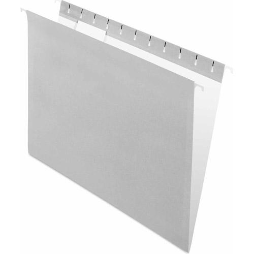 Pendaflex Hanging File Folders, Gray, 25ct