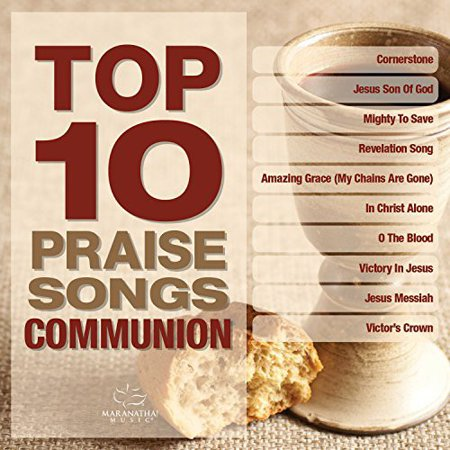 Top 10 Praise Songs: Communion / Various - Top 10 Songs For Halloween