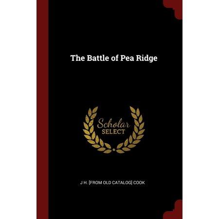 The Battle of Pea Ridge (Cooks Catalog)