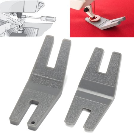1PC Button Reed Clearance Plate For Viking Husqvarna Sewing Machine Button Accessory