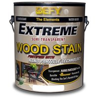 DEFY Extreme Wood Stain Light Walnut gal
