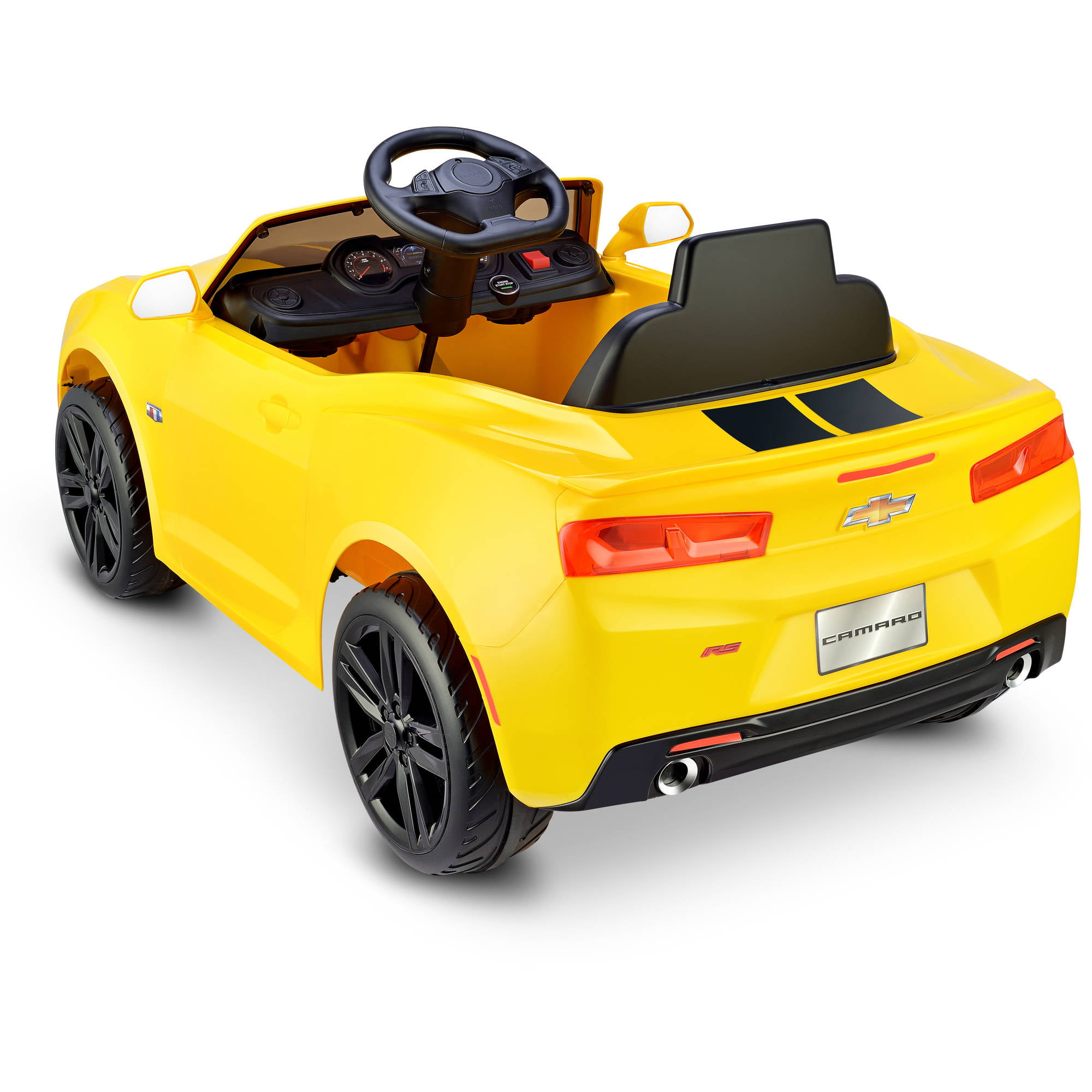 Kids Ride On Cars Battery Powered Riding Toys Camaro RS ...