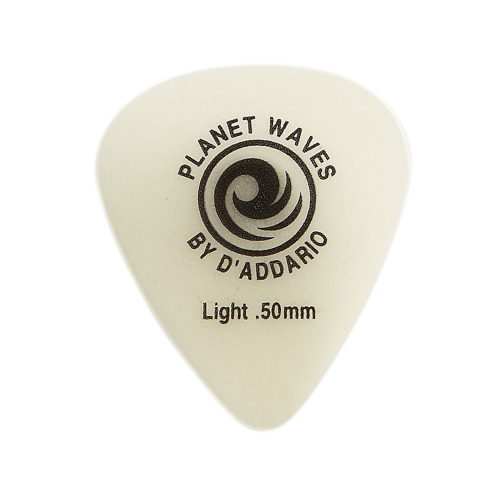 25 pack Heavy Planet Waves Assorted Pearl Celluloid Guitar Picks