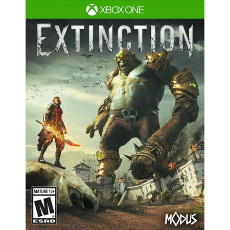 Extinction, Maximum Games, Xbox One, 814290014261