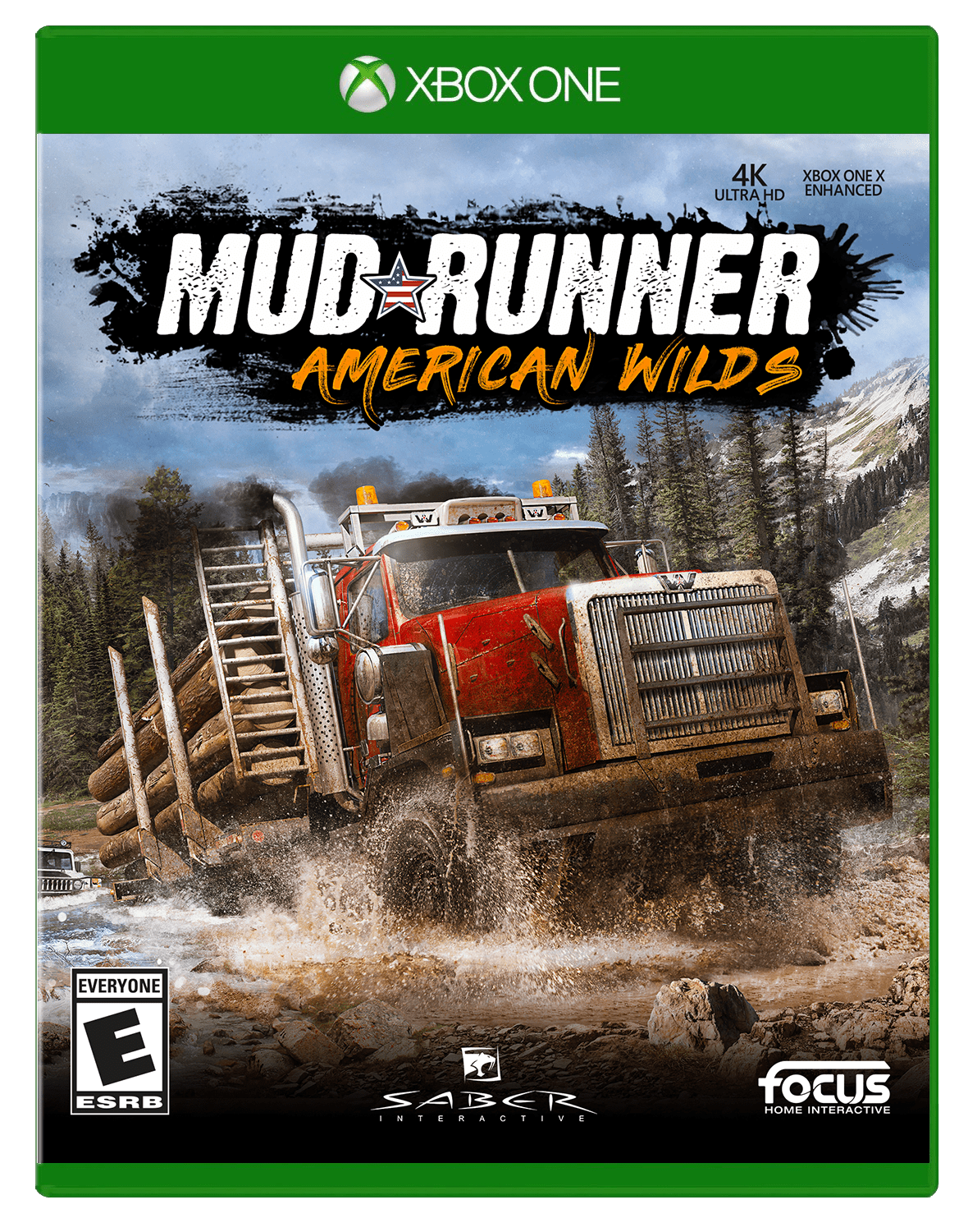 Mudrunner: American Wilds, Maximum Games, Xbox One, 859529007225