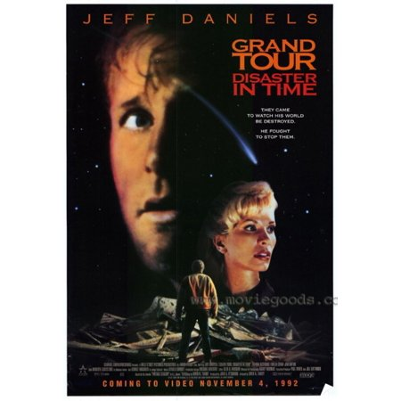 Grand Tour Disaster In Time Movie Poster Print  27 X 40