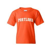 Oregon Portland Unisex Youth Kids T-Shirt Tee