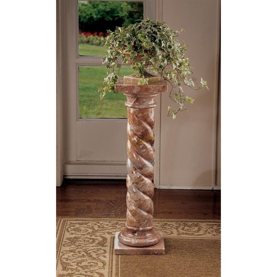 Venetian Doges 68-lb. Solid Marble Column