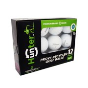 Hunter ProV1 Golf Balls, Used, Practice Quality, 12 Pack