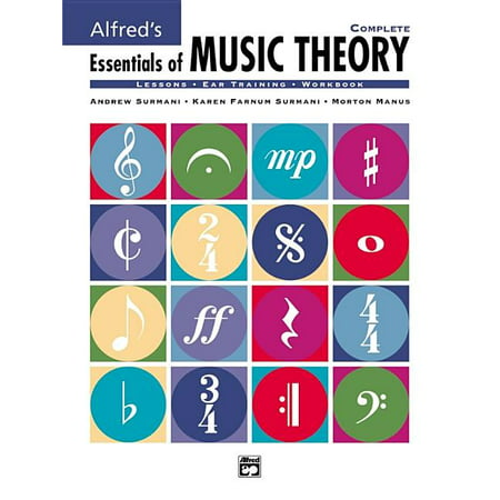 Alfred's Essentials of Music Theory: Complete (Paperback) Complete Works Music Book