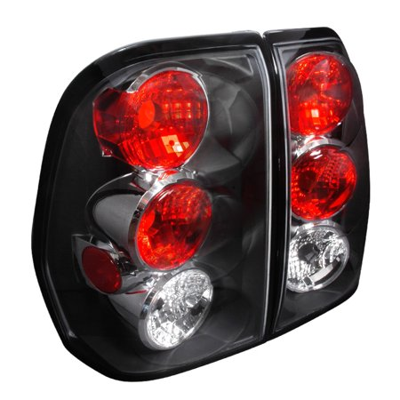 Spec D Tuning 2002 2009 Chevy Chevrolet Trailblazer Altezza Tail Stop Lights 2003 2004 2005 2006 2007 2008 Left Right