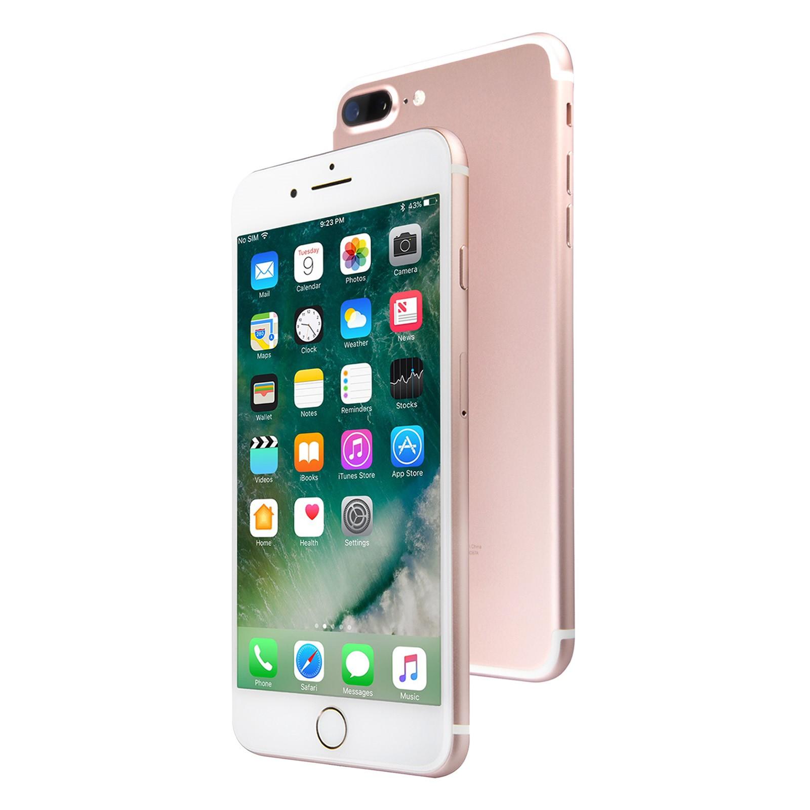 Apple Iphone 7 Plus 32 GB Unlocked, Rose Gold (Certified )