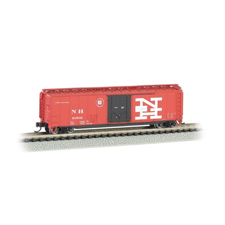 Bachmann 71083 N Scale New Haven 50' Plug Door Box Car Bachmann 50' Plug Door Box