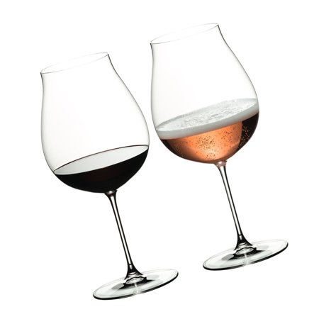 Riedel 6449/67 Pinot Noir Glass, Set of 2, Clear New World Pinot