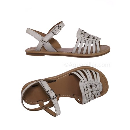 8891db49277 Speed Limit 98 - Milene2 by Speed Limit 98, Kids Woven Fisherman Huarache  Flat sandal - Girl Children Open Toe Shoes - Walmart.com