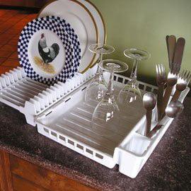 Sana Enterprises Foldaway Dish Rack ()