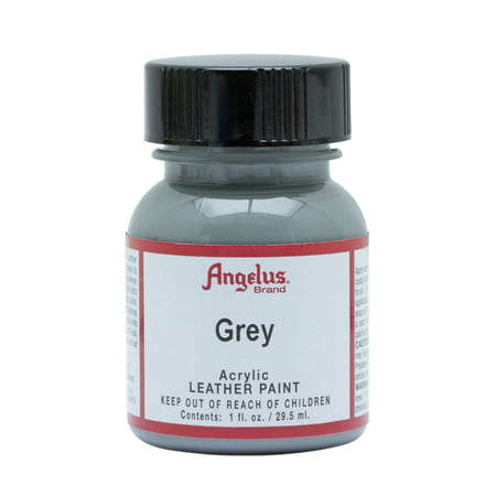 Angelus® Acrylic Leather Paint, 1 oz., Grey](Gray Body Paint For Halloween)