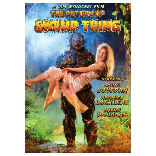 The Return of the Swamp Thing (1989)