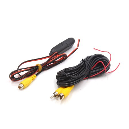 480 TVL 170 Degree Car Rear View Reverse Backup Parking Camera for Toyota Crown 2007-2009 - image 1 of 4