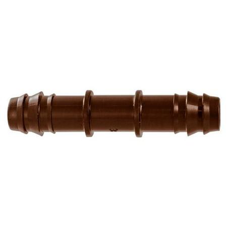 - Hydro Flow/Netafim 12 mm EZ Dripline Barbed Fittings Hydro Flow / Netafim 12 mm Insert Coupling (250/Box)