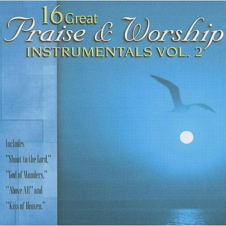 16 Great Praise & Worship Instrumentals: Volume 2 (Audiobook)