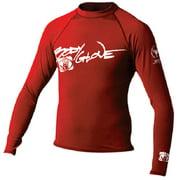 Basic Long Sleeve Lycra Shirt Size 4 1211J-4-NN