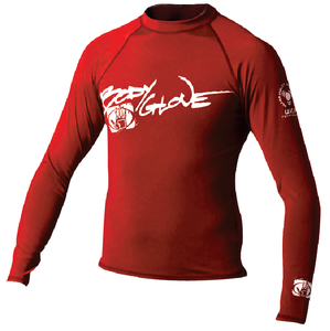 Basic Long Sleeve Lycra Shirt Size 4 1211J-4-NN
