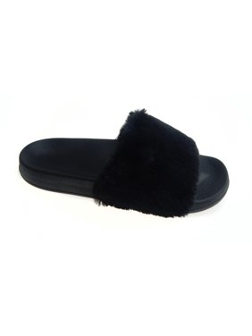8aaa4633d82 Product Image Womens Secret Treasures Fur Slide
