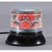 PSE AMBER LSS222CR Dual Level Strobe Light, Red, Perm, LED