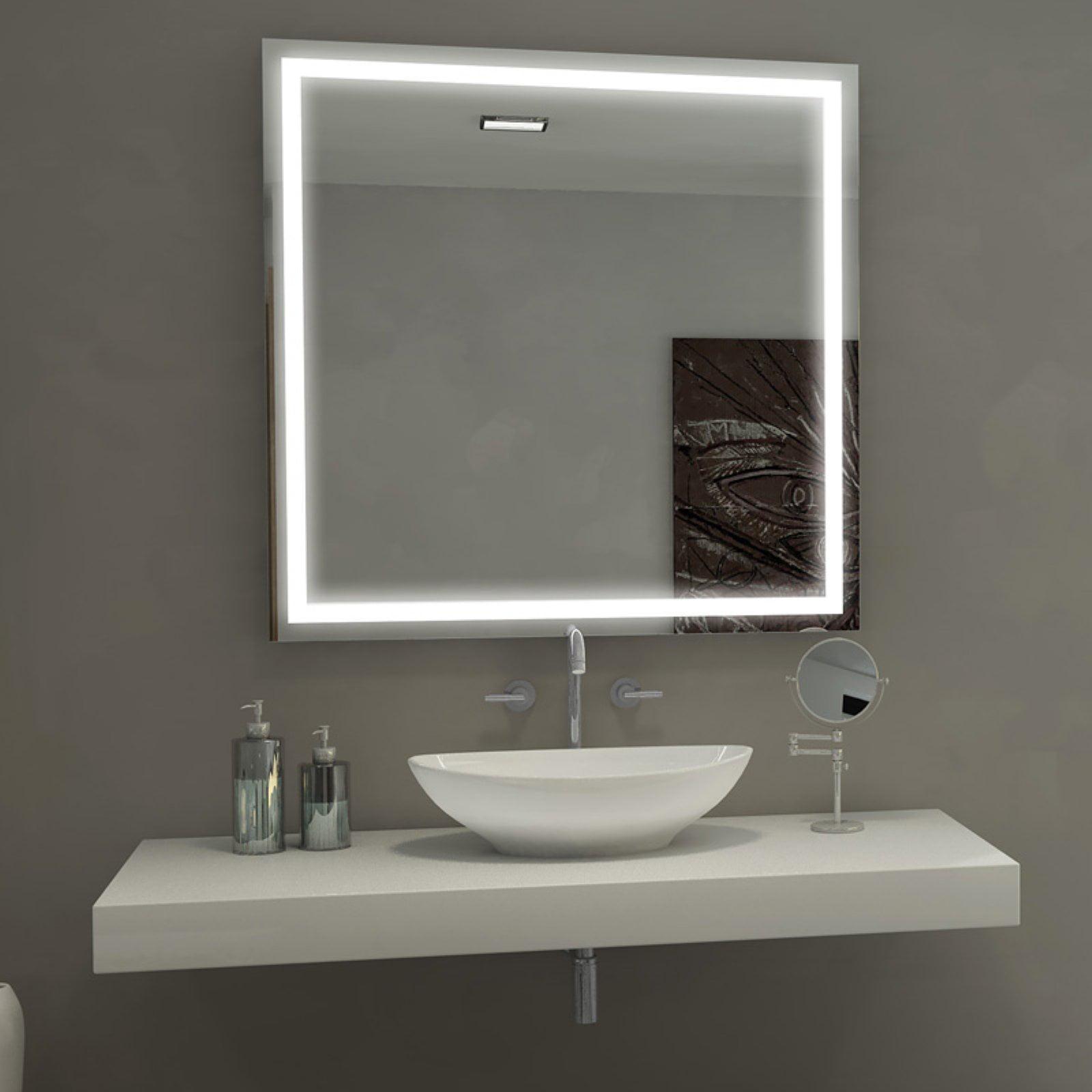 Paris Mirror Harmony Illuminated Bathroom Mirror by Paris Mirror
